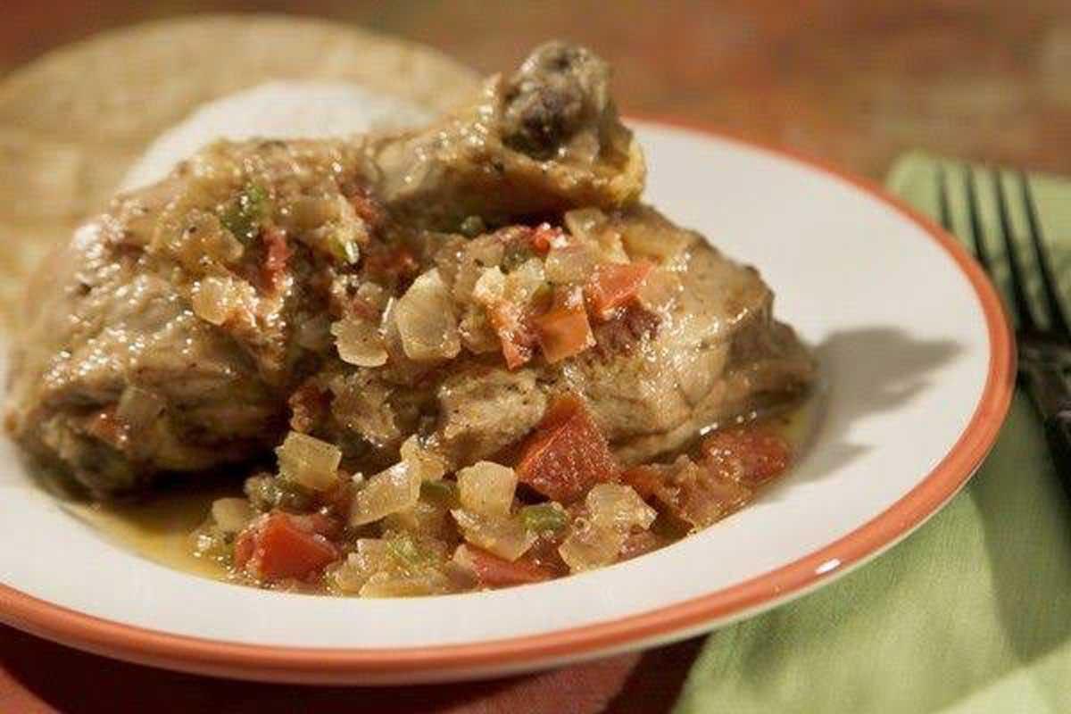 El pato en pulque es una de las comidas más tradicionales del municpio