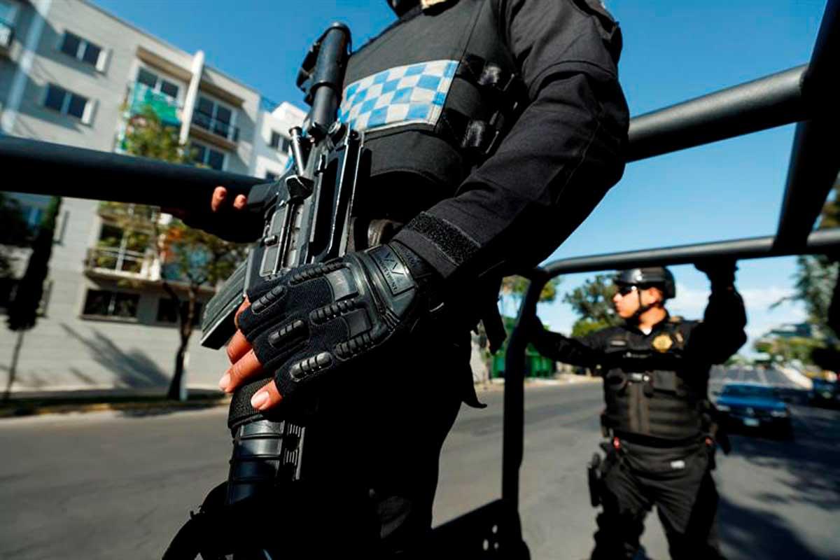 Noticias CDMX, varios policias fueron detenidos por corrupción