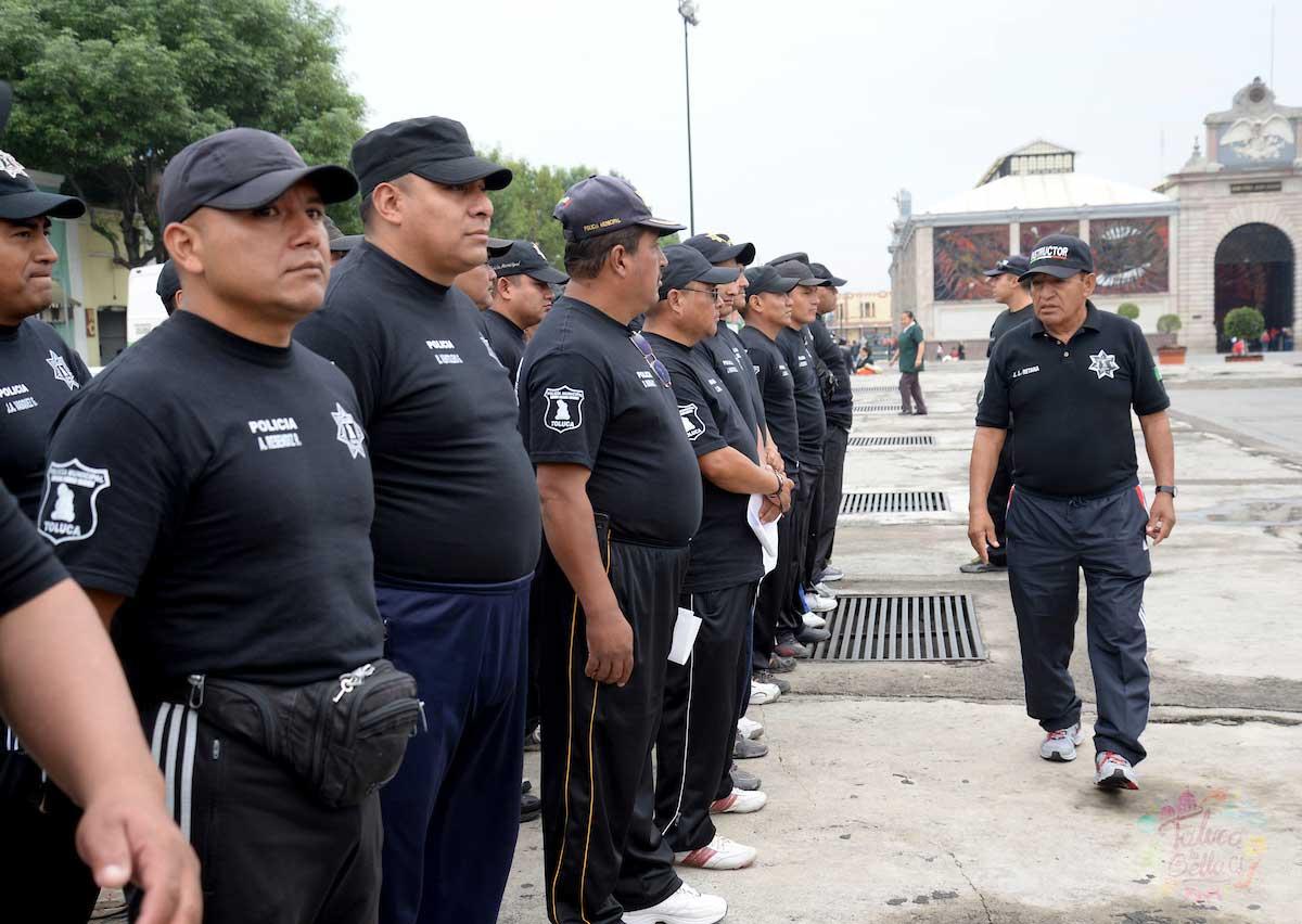 Se abrio la convocatoria para pertenecer a la policia preventiva EdoMéx 2021