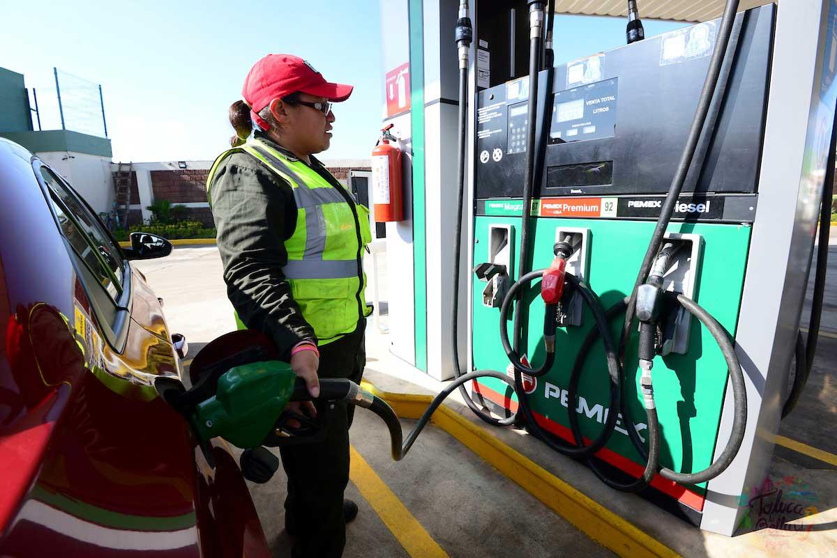 Los precios de los combustibles hoy 20 de mayo en el Edomex 2021