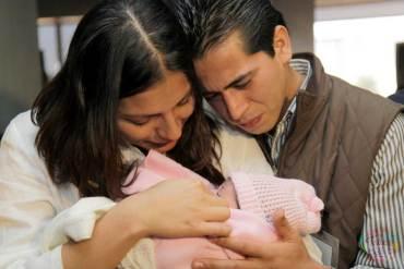 El registro sirve para que los bebés tengan una identidad y se les hagan respetar sus derechos