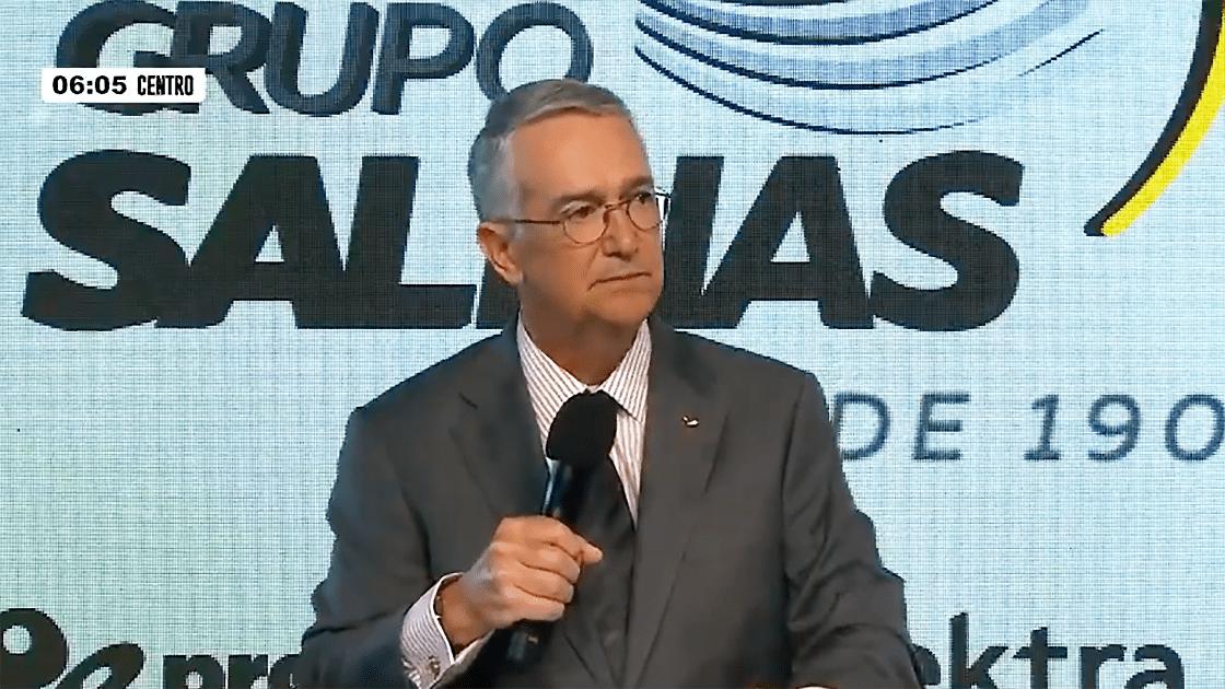 Ricardo Salinas ofrece vacantes de trabajo en Grupo Salinas