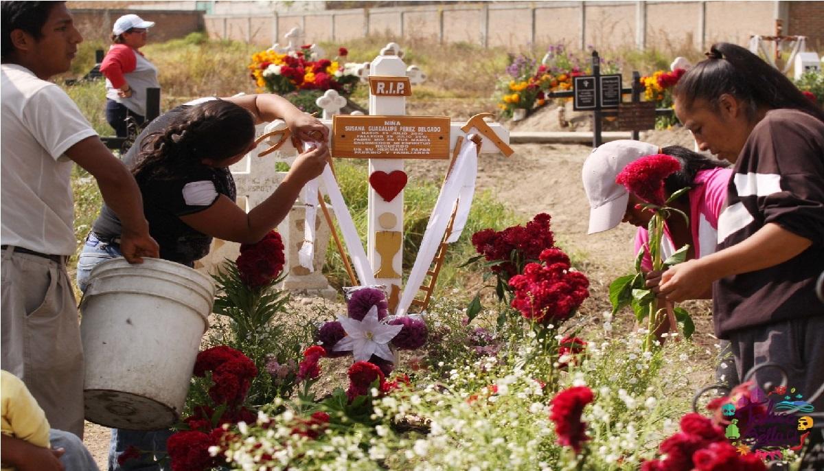 Este día de las madres sí se podrán visitar los panteones de Toluca