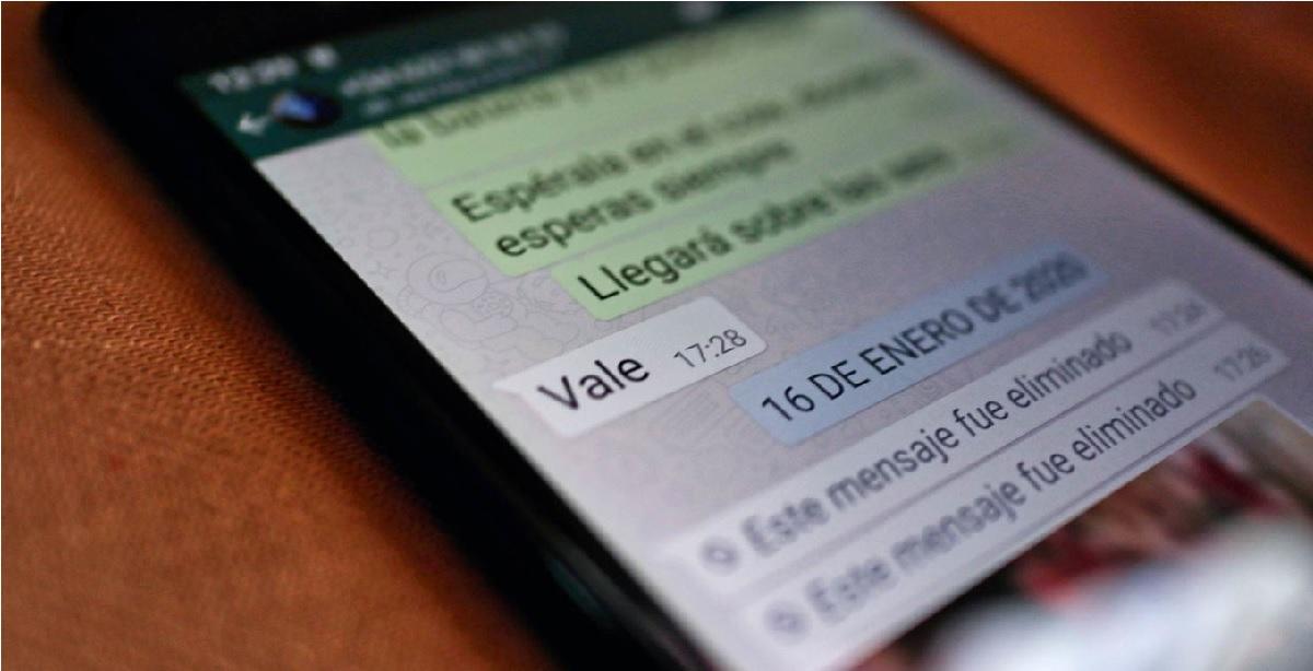 como cambiar las letras de mis conversaciones en whatsapp