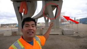 Youtuber explica por qué se originó el derrumbé del metro cdmx.