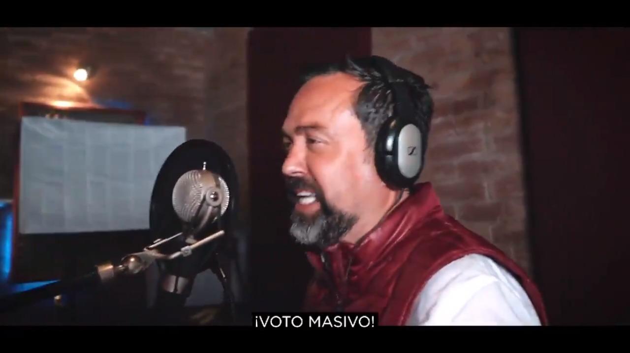 Molotov ya denunció al candidato de Morena por el uso de su canción