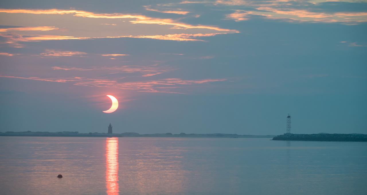 Anillo de Fuego: así se vio el eclipse solar en varias partes del mundo