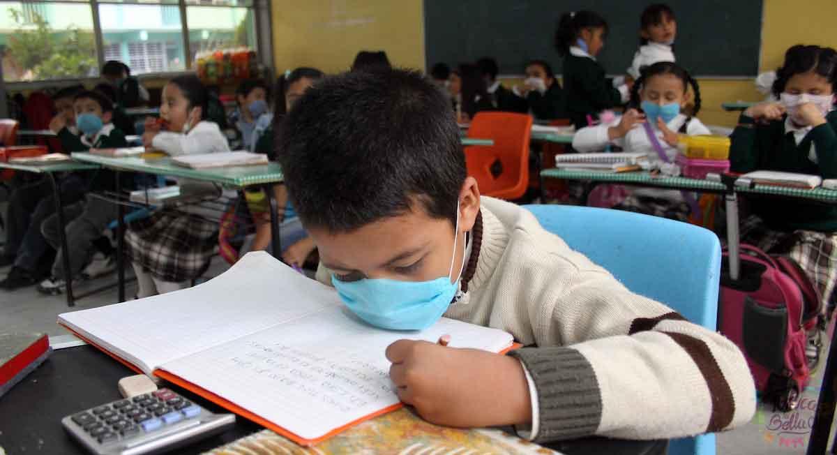 Becas Edomex preescolar, primaria y secundaria de escuelas incorporadas a SEIEM ciclo escolar 2021-2022