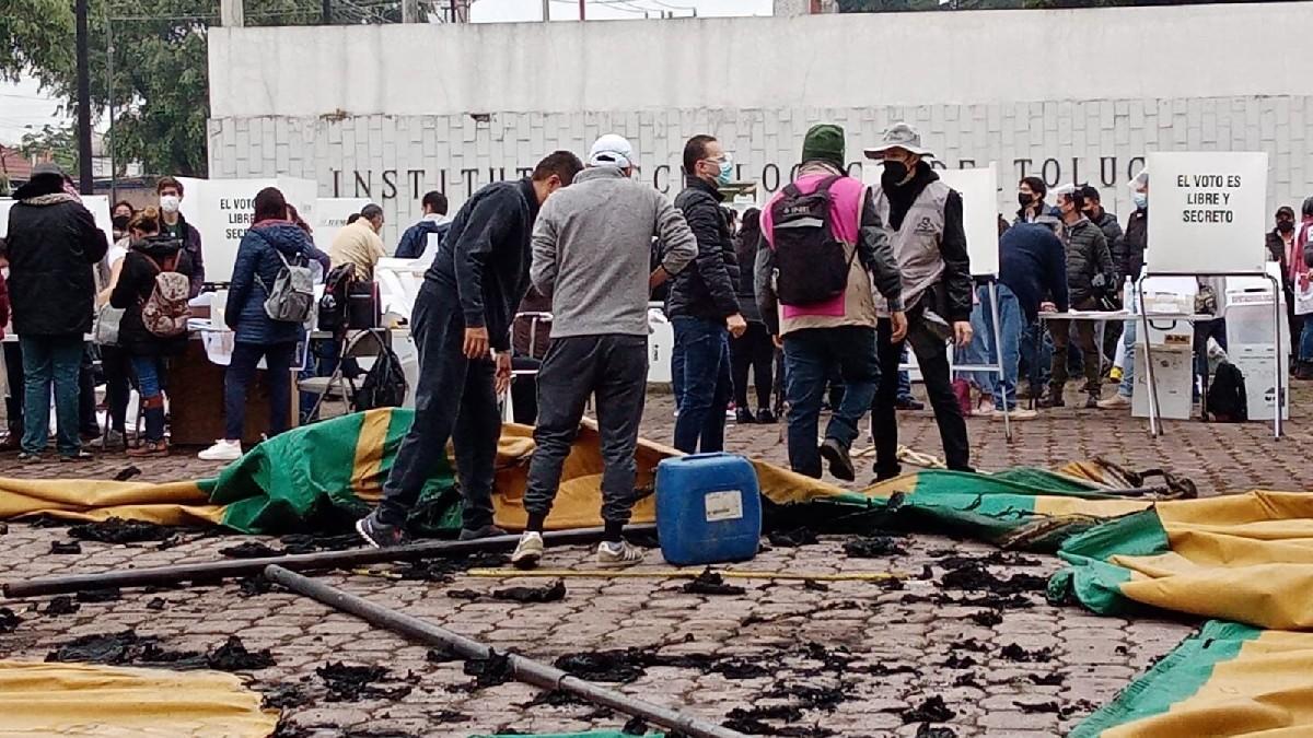 ¿Cómo se vivieron las elecciones 2021 en el Estado de México?