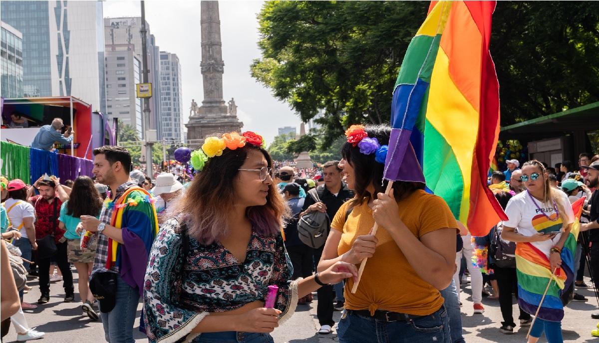 la marcha del orgullo lgbt 2021 en cdmx se hara el sabado 26 de junio de manera virtual