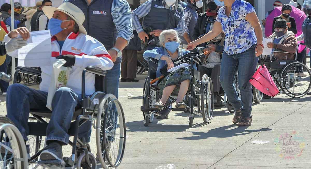 pensión bienestar 2021 sedes estado de méxico y cdmx para recibir 2550 pesos