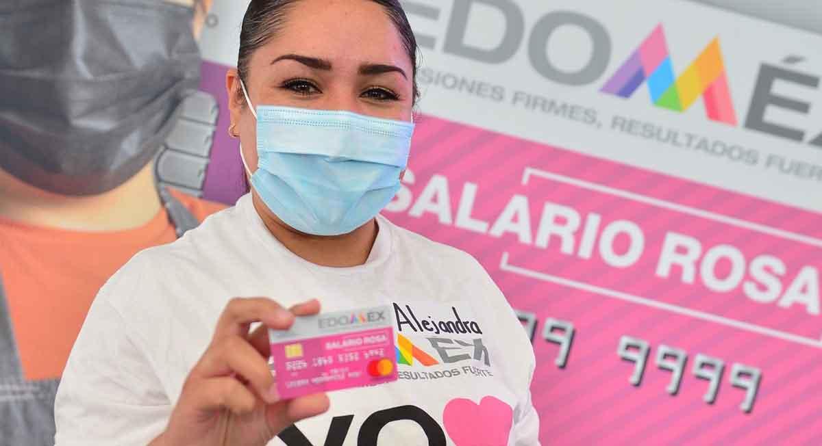salario rosa edomex 2021 sede, telefonos y horarios de atención