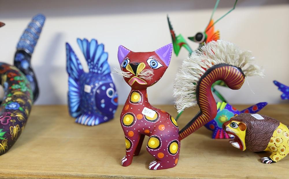 que son los alebrijes, obras unicas mexicanas con fama mundial