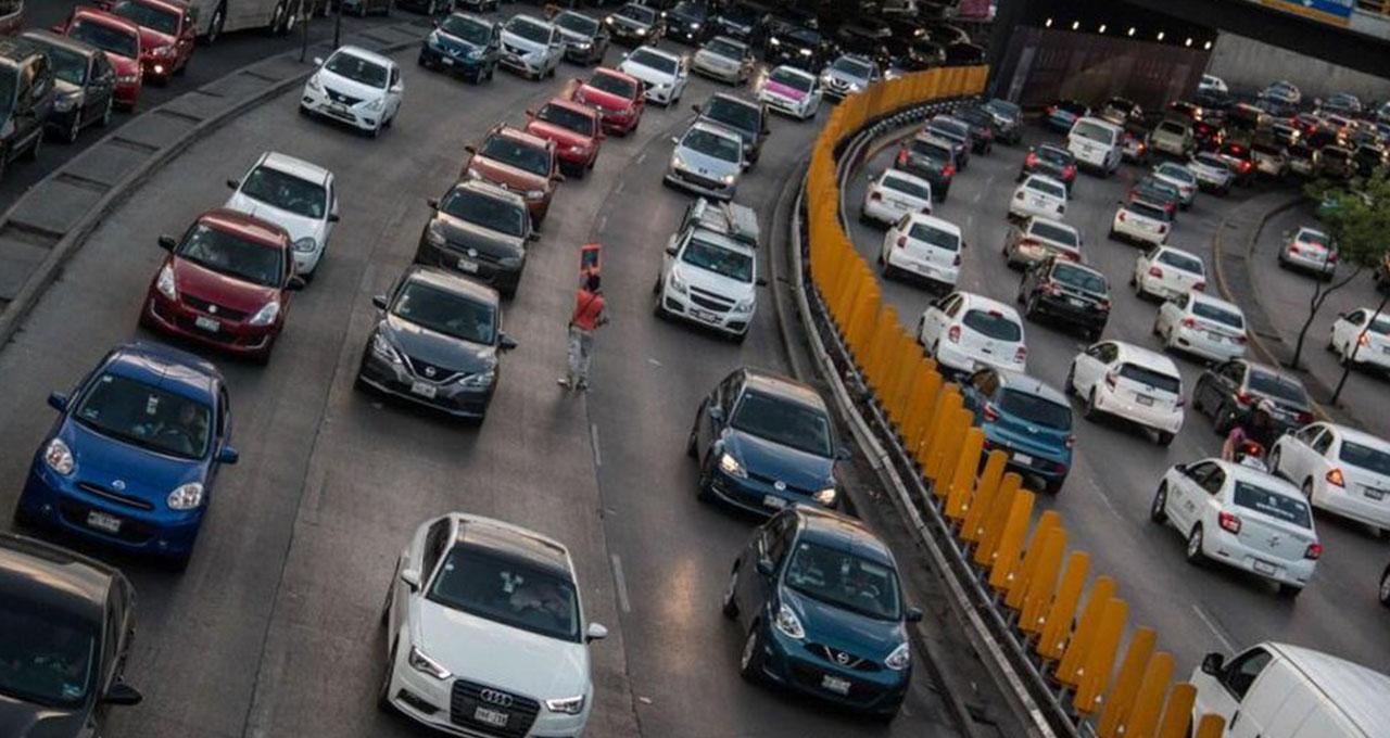 Multa para conductores que no paguen las casetas en las autopistas de México