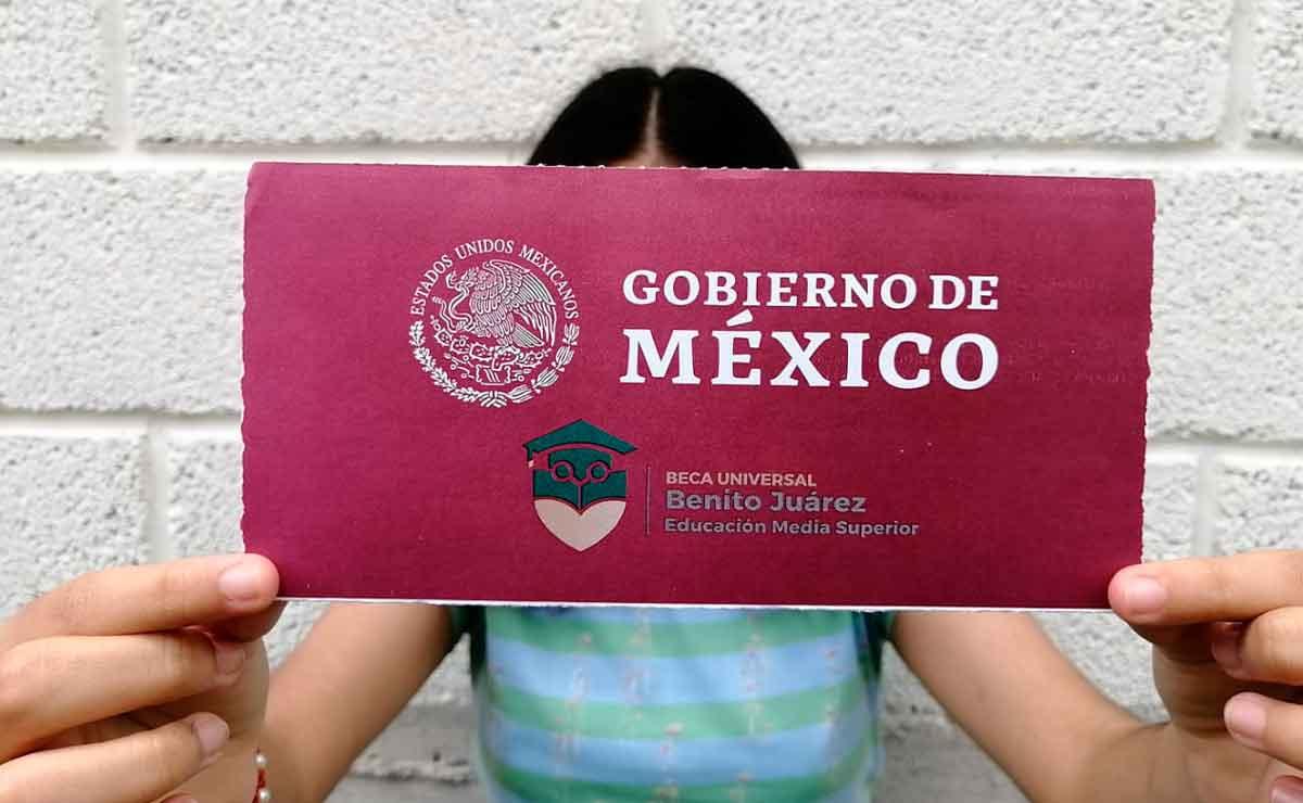 Becas Benito Juárez 2021, anuncian fecha de pago.