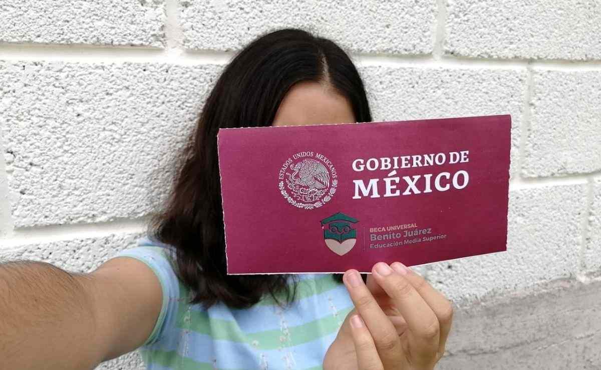 Registro para las becas Bienestar Benito Juárez para preescoar, primaria y secundaria