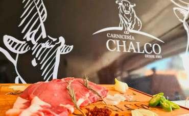 Carnicería Chalco, una de las más antiguas del Valle de Toluca.