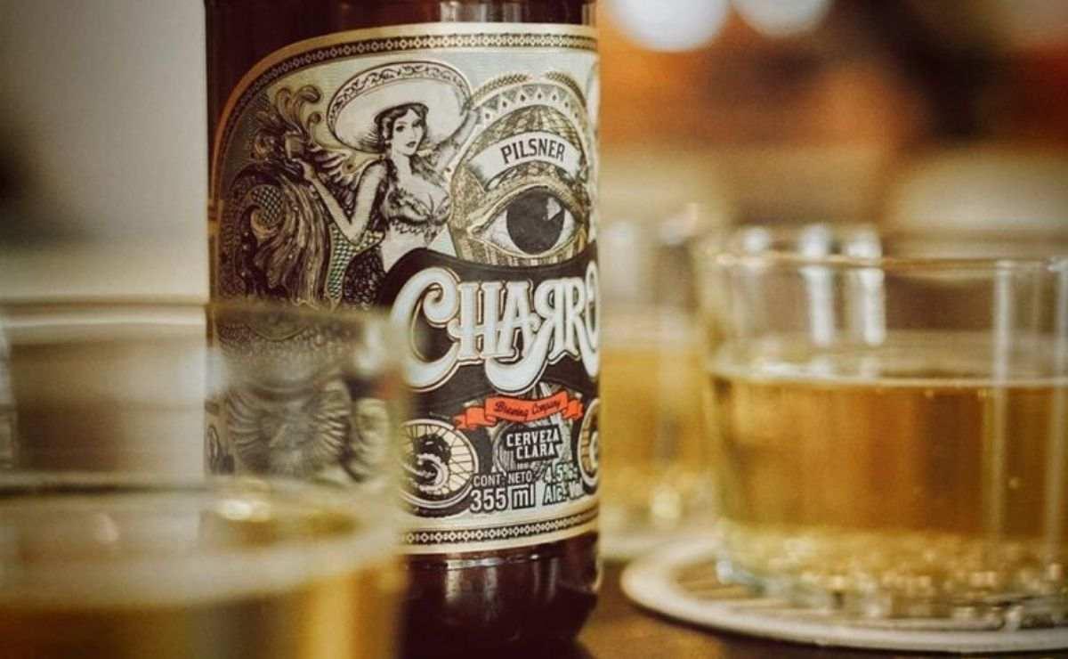 Cerveza Charro es un producto elaborado en Toluca y acaba de ganar un premio internacional