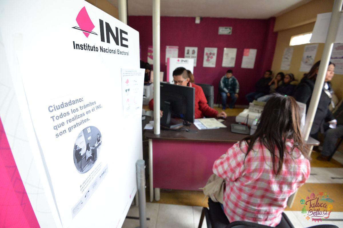Citas del INE se reanudan para renovar tu credencial en EdoMéx y CDMX