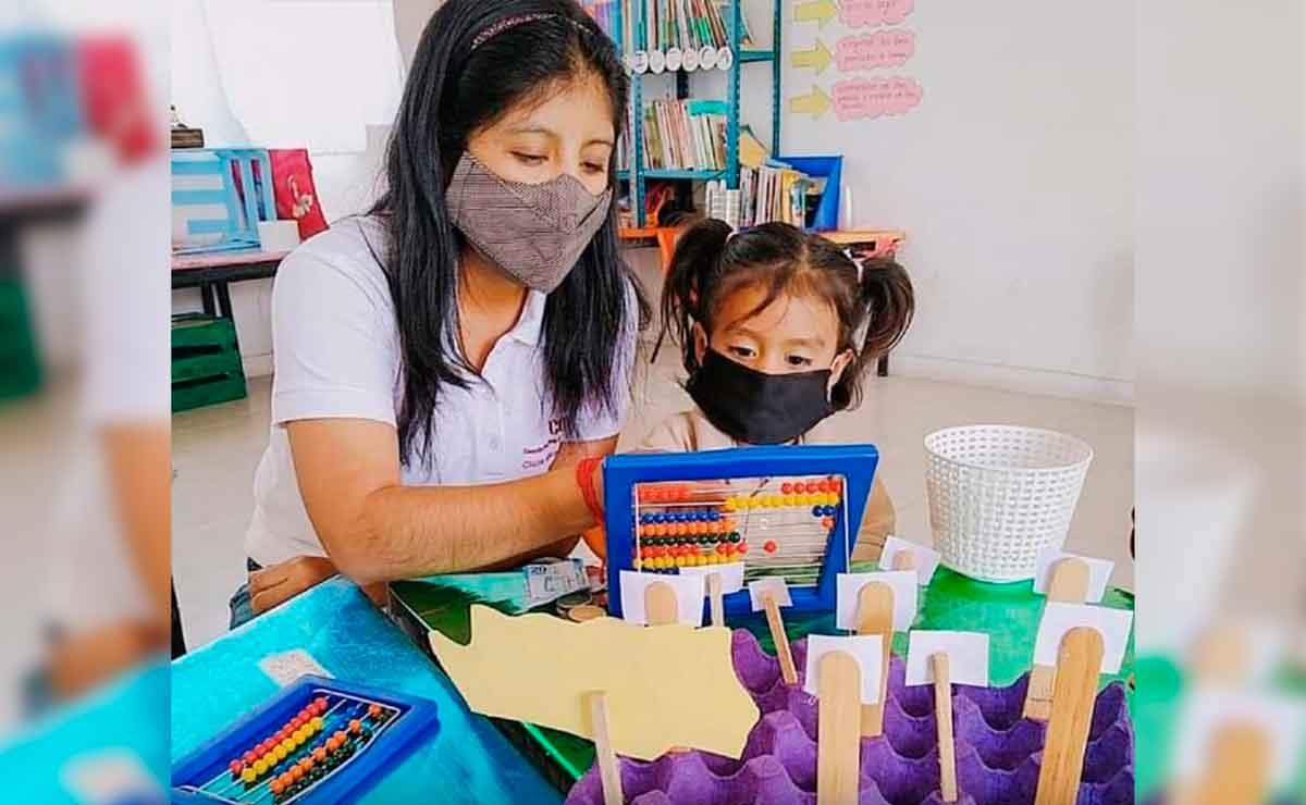 CONAFE becas: Imparte clases y libera tu servicio social o prácticas.
