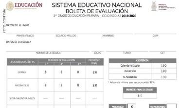 consulta y descarga de boleta de calificaciones de la sep