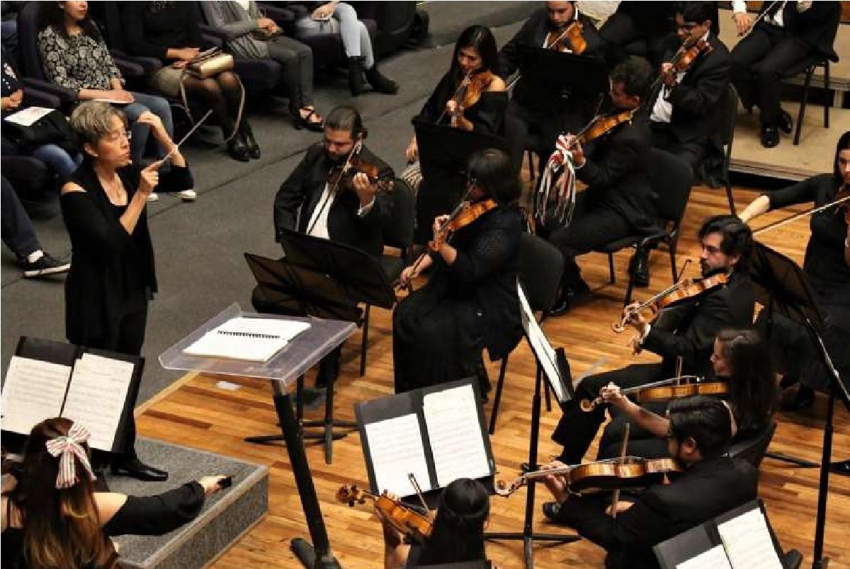 edomex a publicado la convocatoria para unirse a la orquesa filarmónica mexiquense 2021