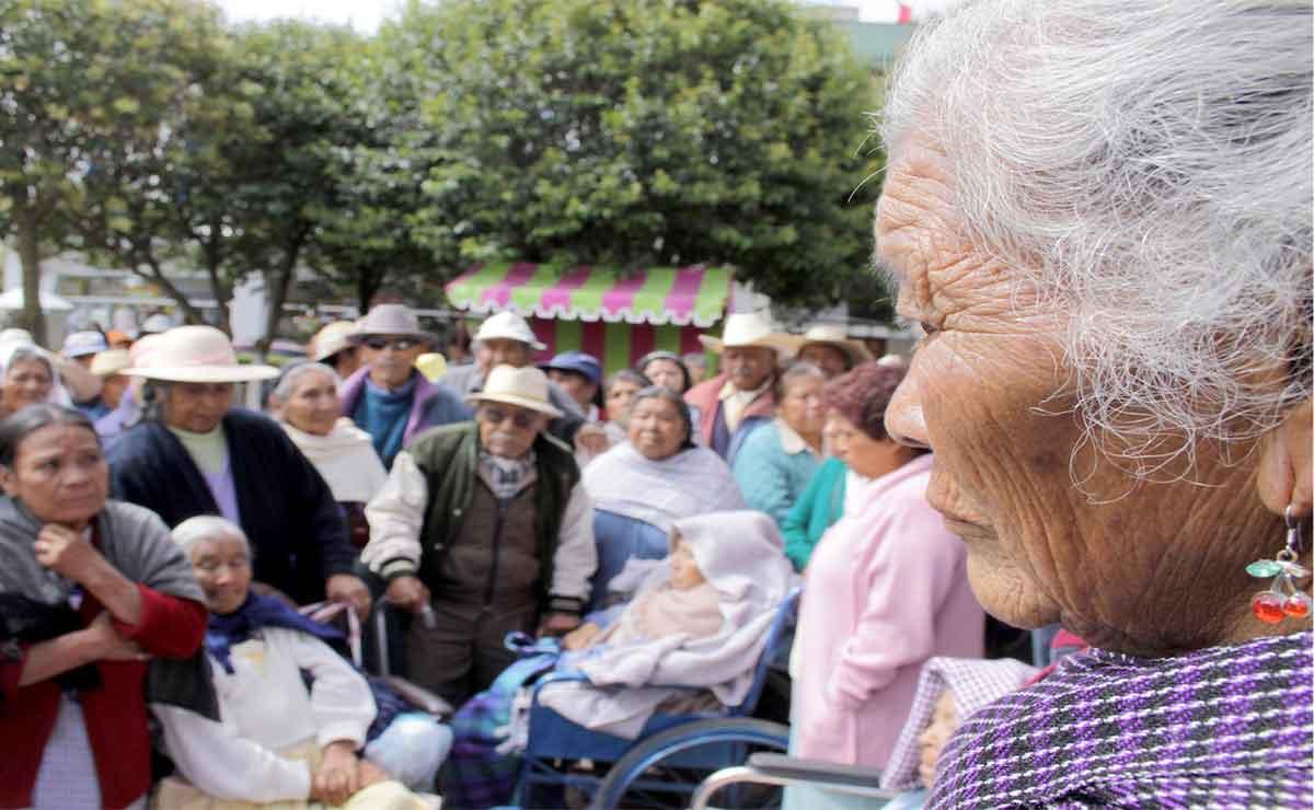 Día de los abuelos en México.