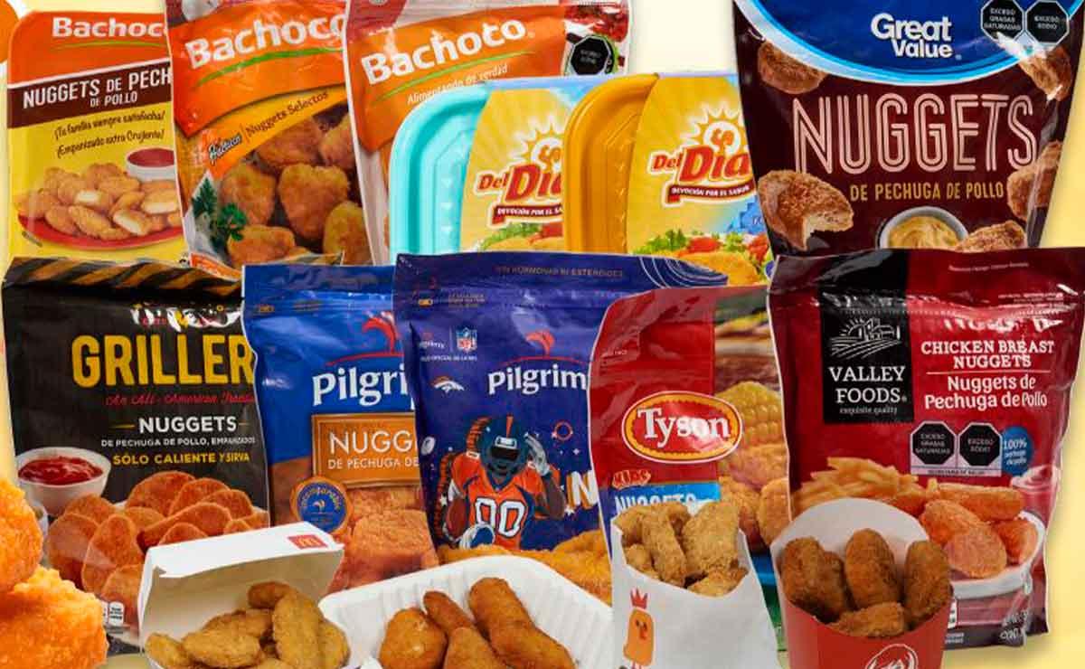 ¿De qué están hechos los nuggets?