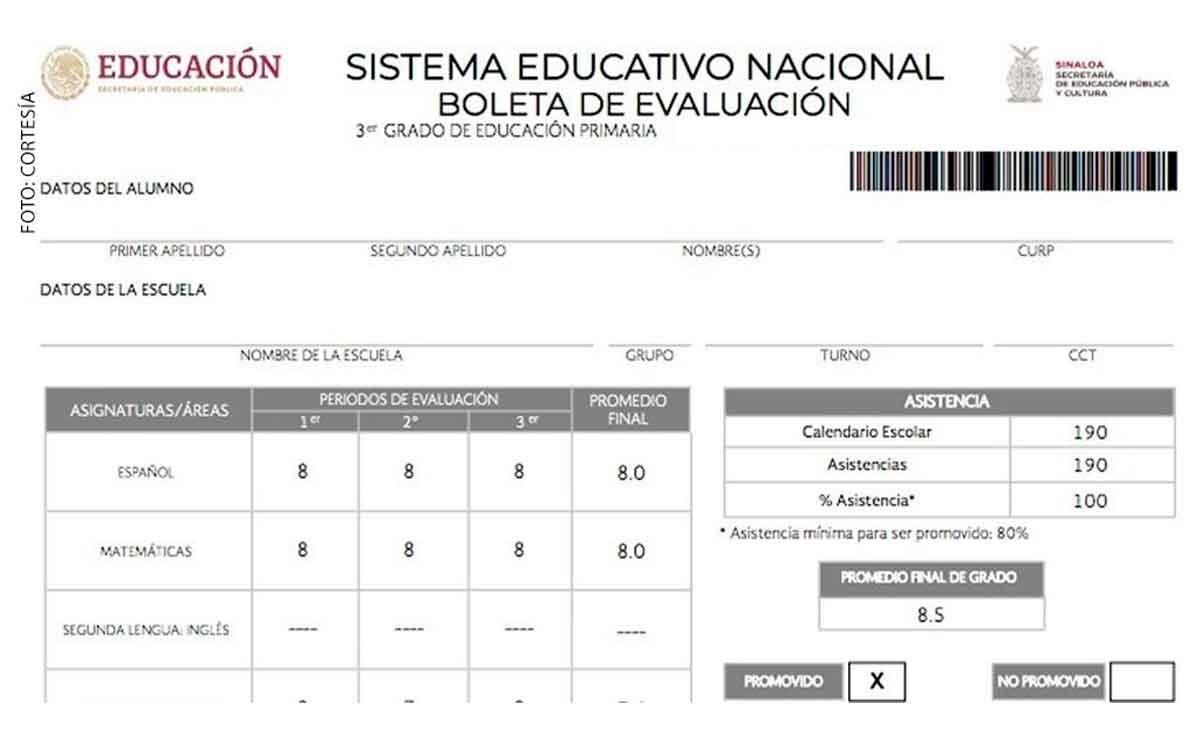 ¿Dónde y cómo consultar la boleta de calificaciones de la SEP?
