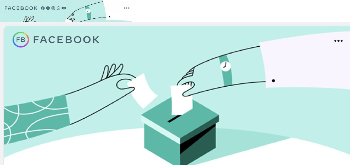 Facebook recuerda a los mexicanos que deben votar en las elecciones 2021