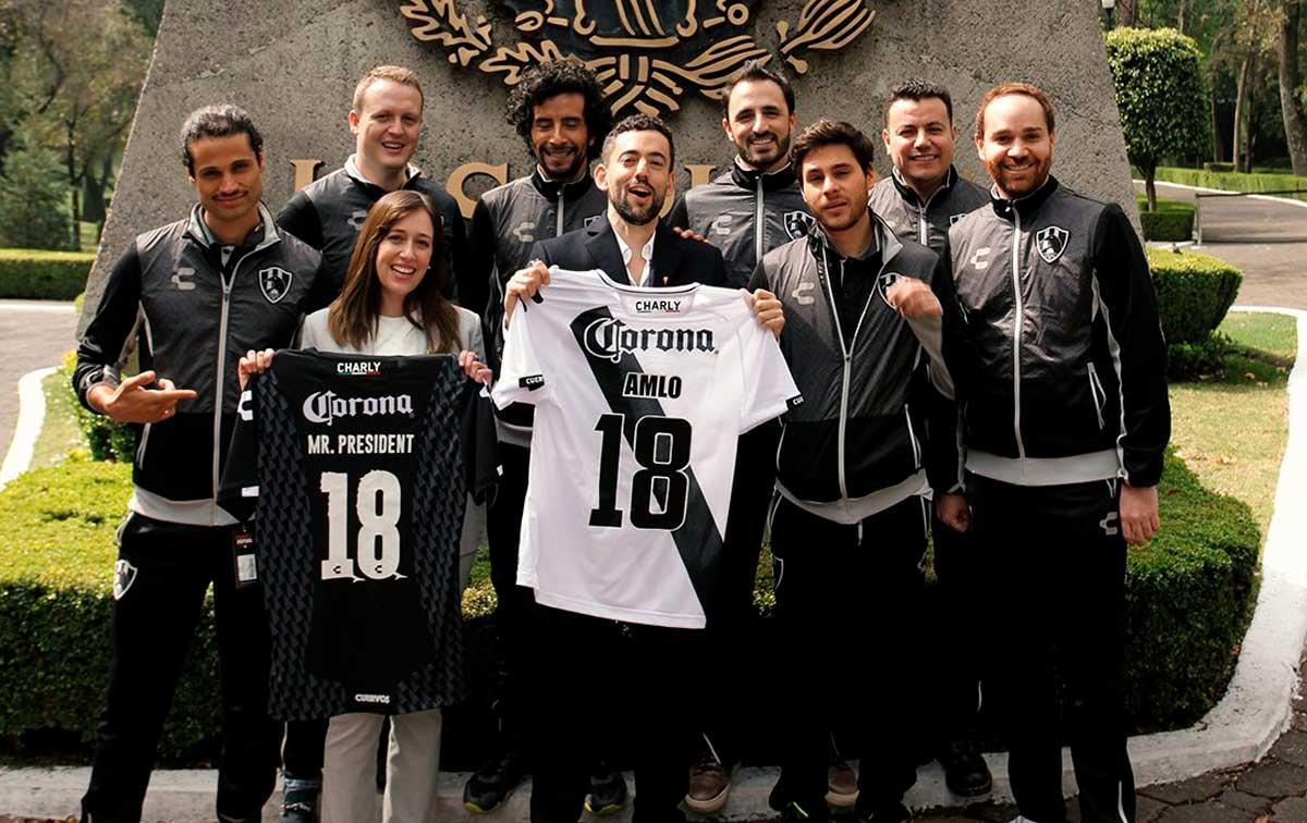 Club de Cuervos esta a un paso de estar en primera división
