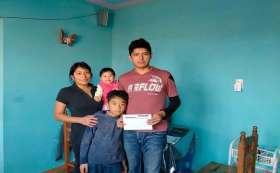 Fechas en que daran la tarjeta para la beca bienestar para las familias en Edomex.
