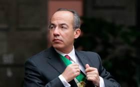 El expresidente Felipe Calderón es hospitalizado por COVID-19