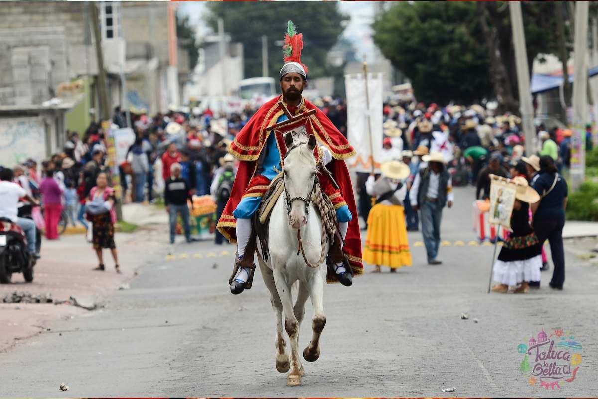Noticias EdoMéx: Habitantes de Tepotzotlán piden el regreso de las fiestas patronales