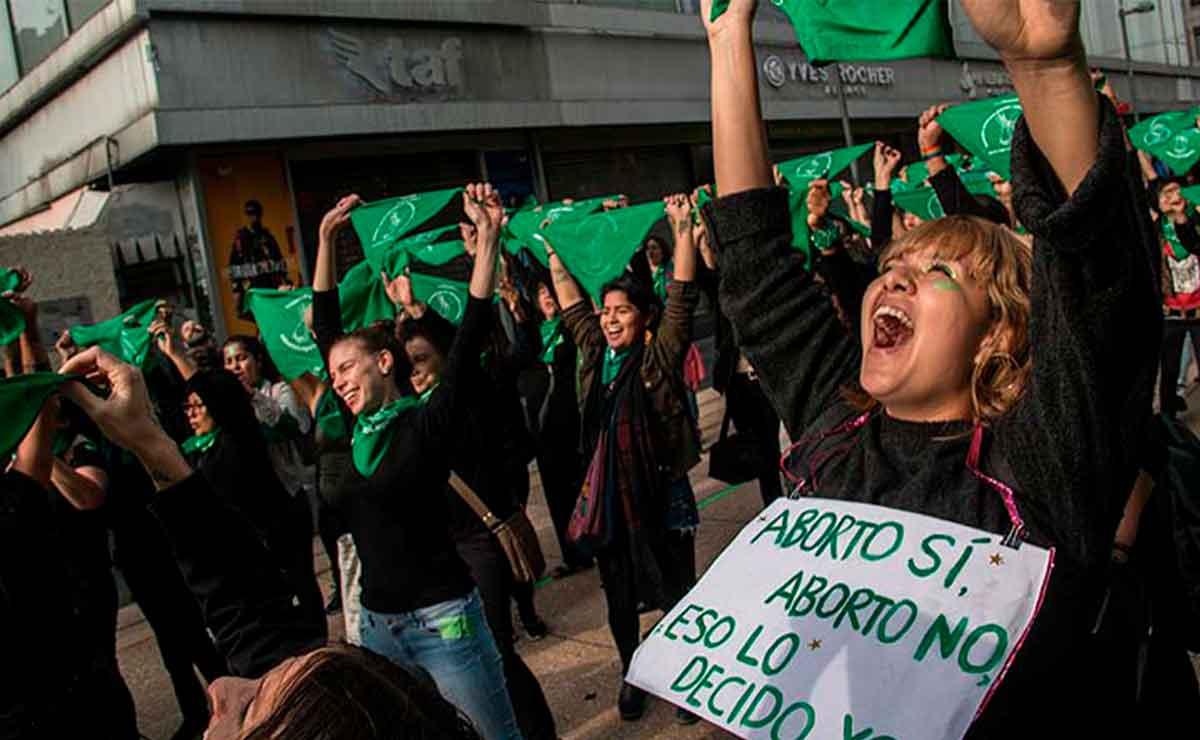 Hidalgo aprueba aborto legal.