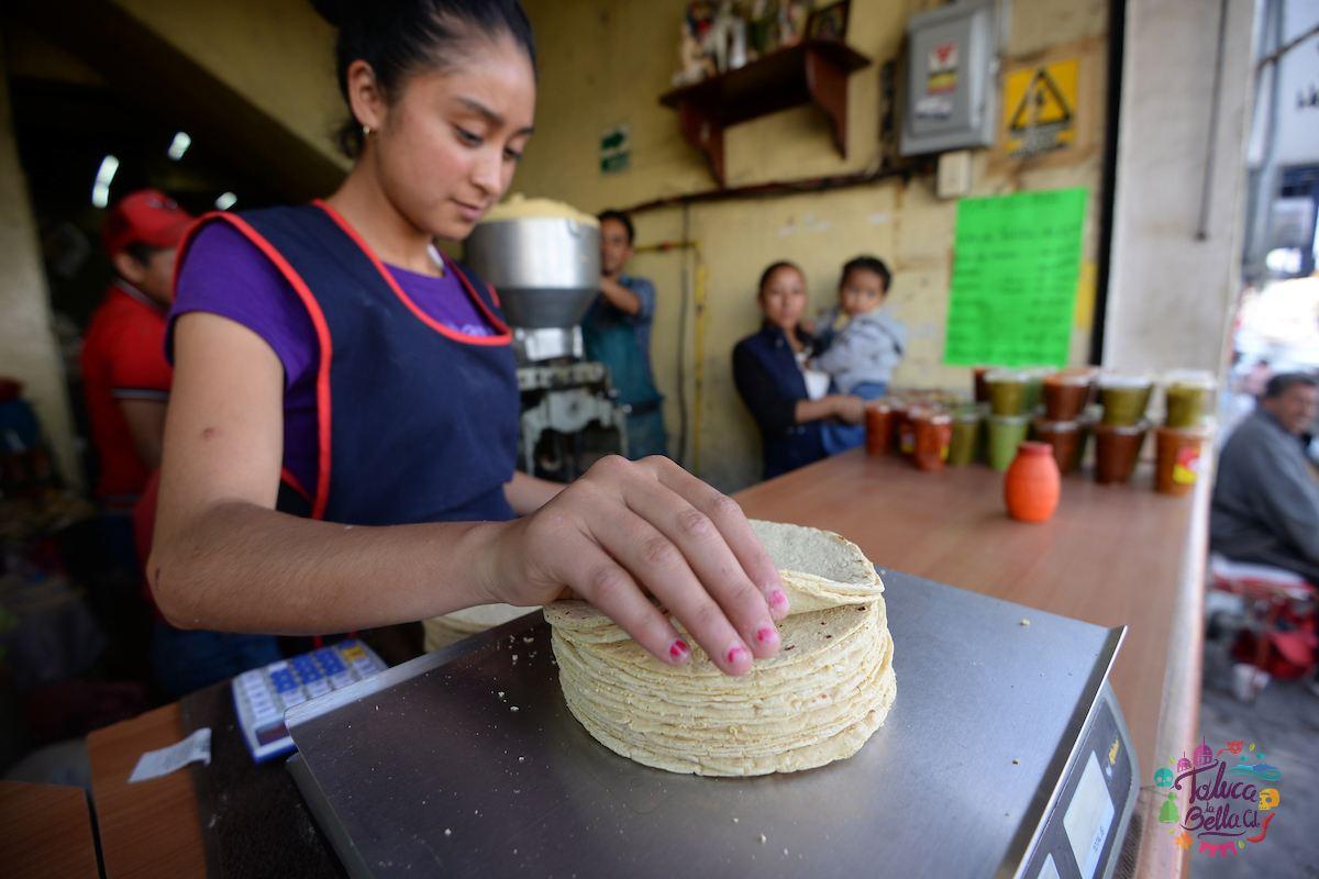 Kilo de tortilla podría aumentar $1 peso más la próxima semana