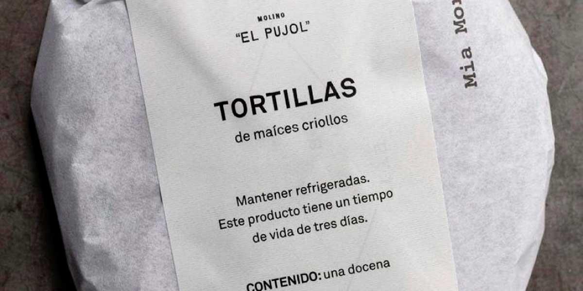 Un restaurante de a CDMX vende la docena de tortillas en 45 pesos