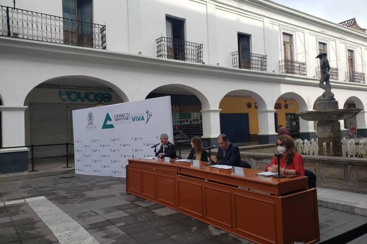 Toluca anuncia la Gran Fogata de San Juan a San José por su aniversario 500