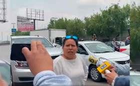 Mujer arremete contra padres de niños con cáncer.
