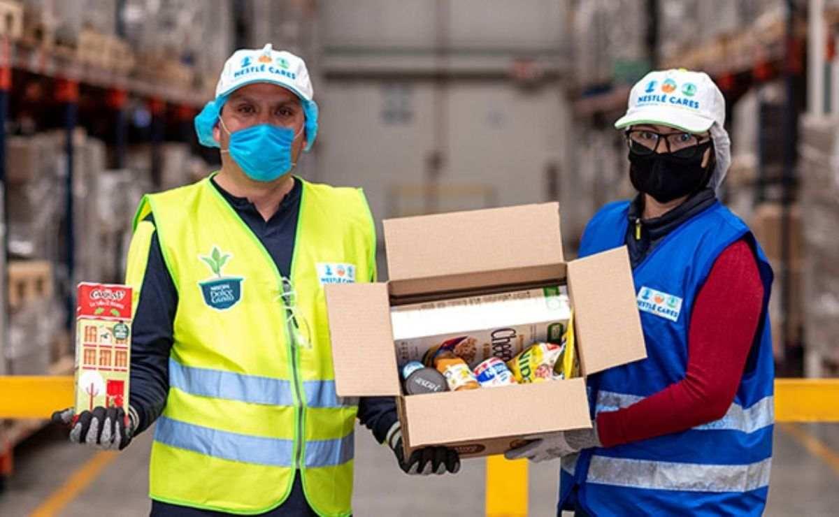 Nestlé se encuentra buscando montacarguistas, ayudantes generales, operadores de fabricación, almacenistas, entre otros