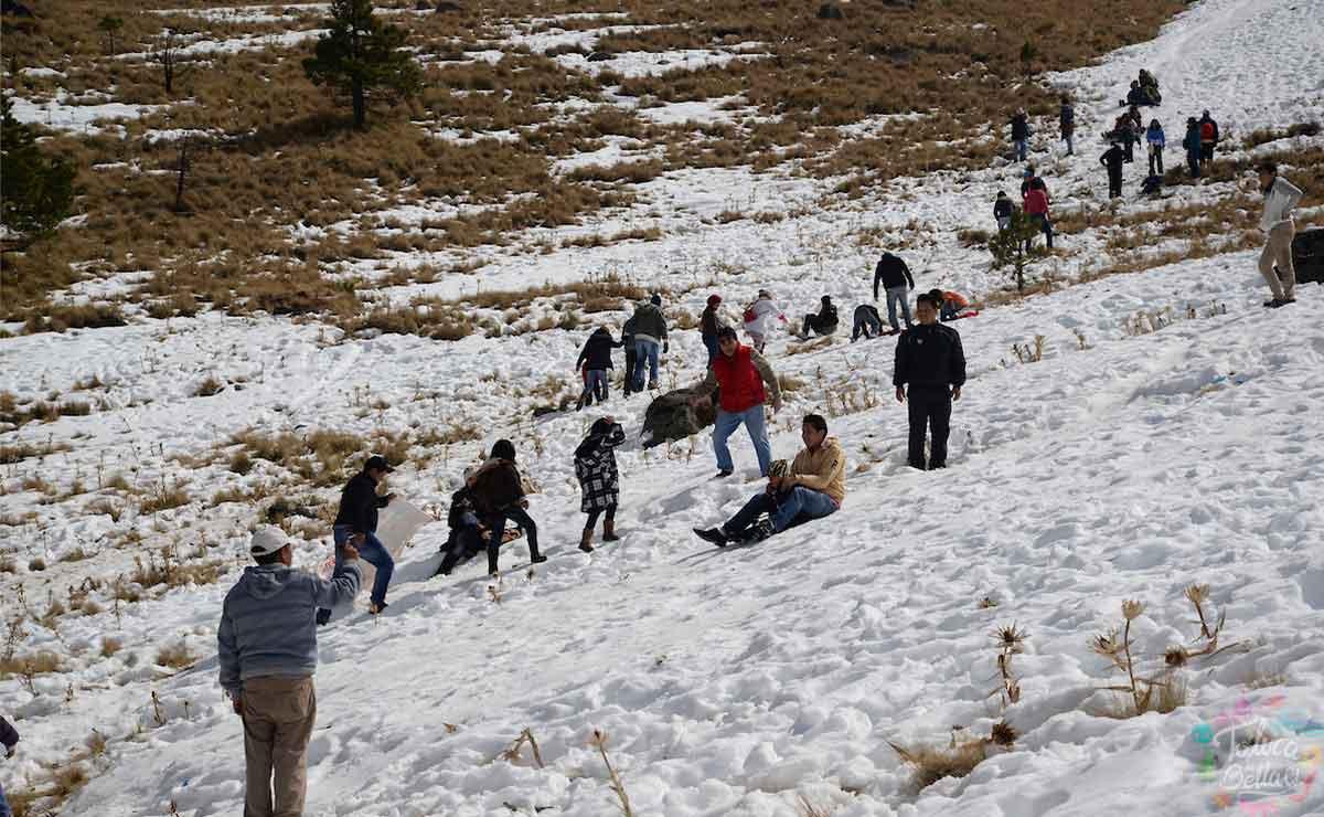 Nevado de Toluca: Horarios y costos 2021