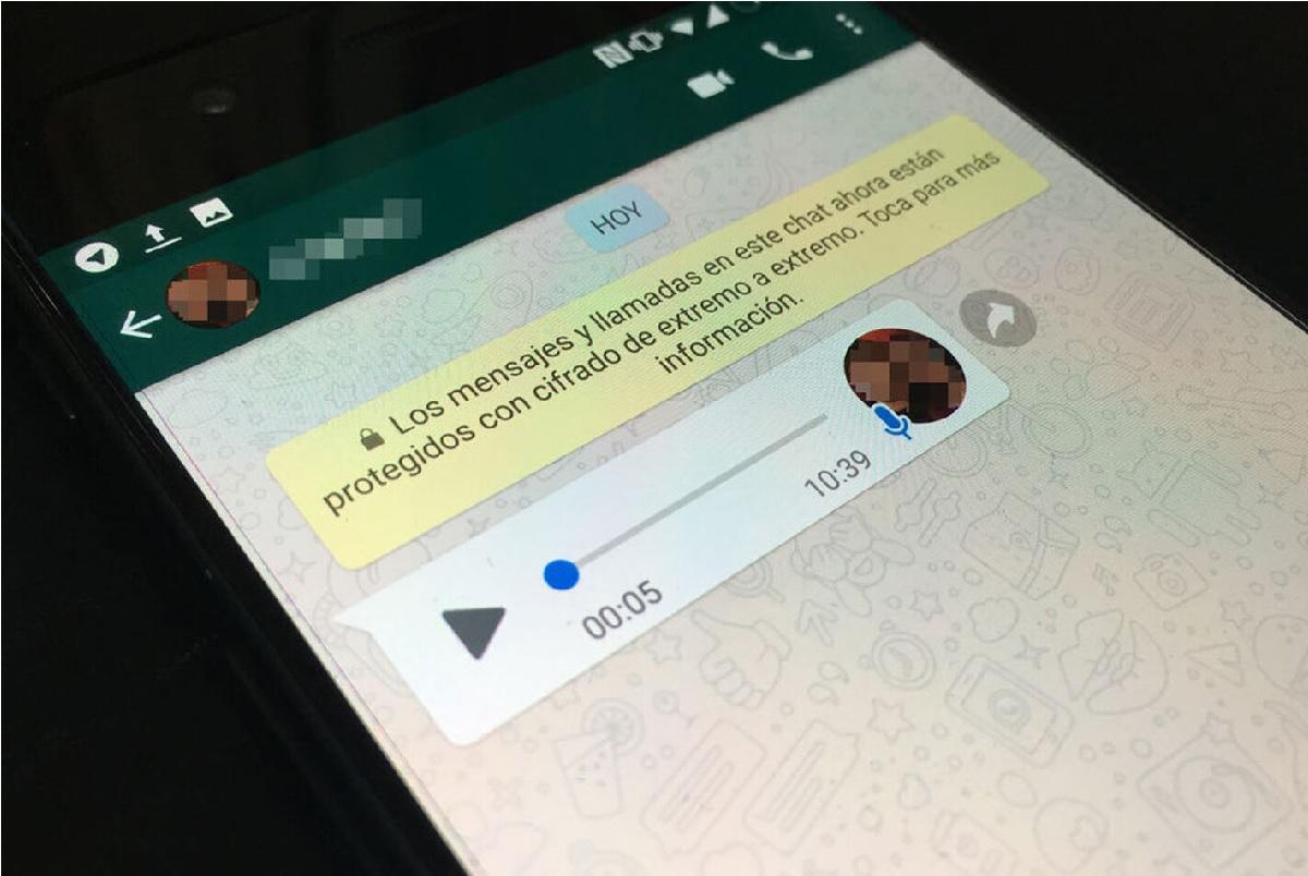 nuva actualizacion de WhatsApp afectara a los audios