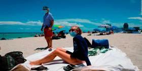 Turistas regresaron a Cancún Quintana Roo a pesar del COVID-19