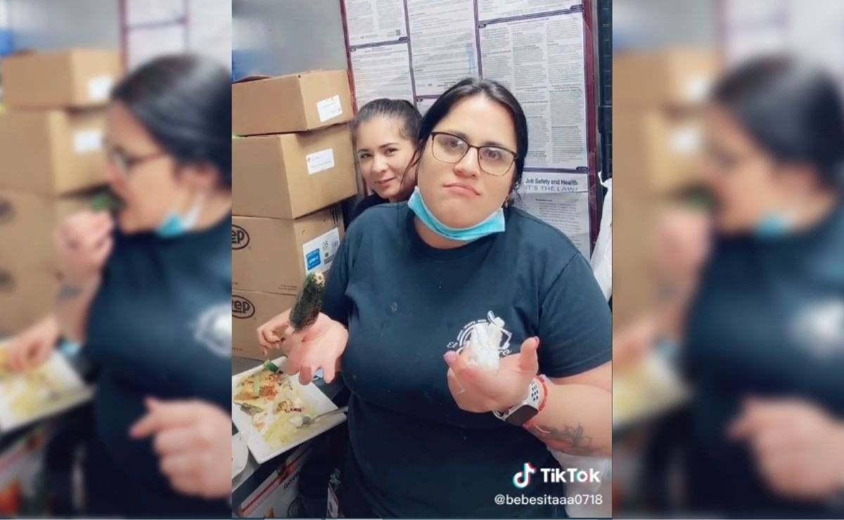 Puertorriqueña se hace viral en redes sociales por burlarse de los mexicanos al comer chiles toreados