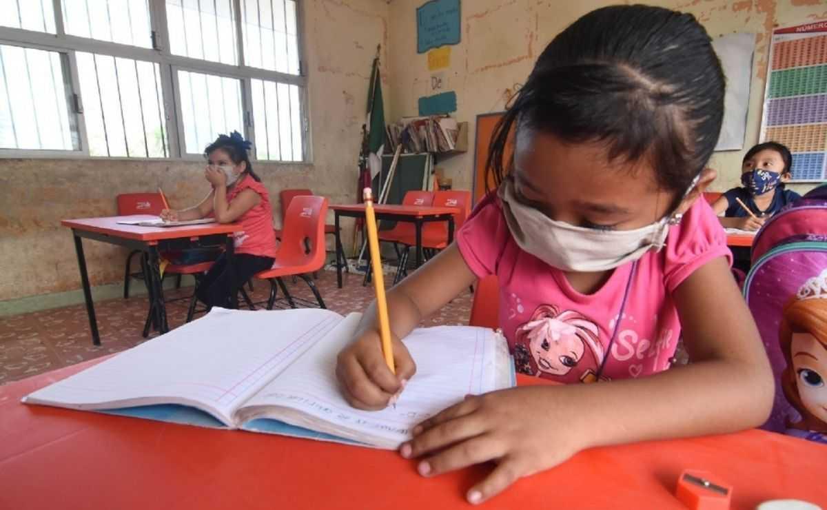 El regreso a clases presenciales en edomex seria el 14 de junio por lo que autoridades educativas ya realizan un plan