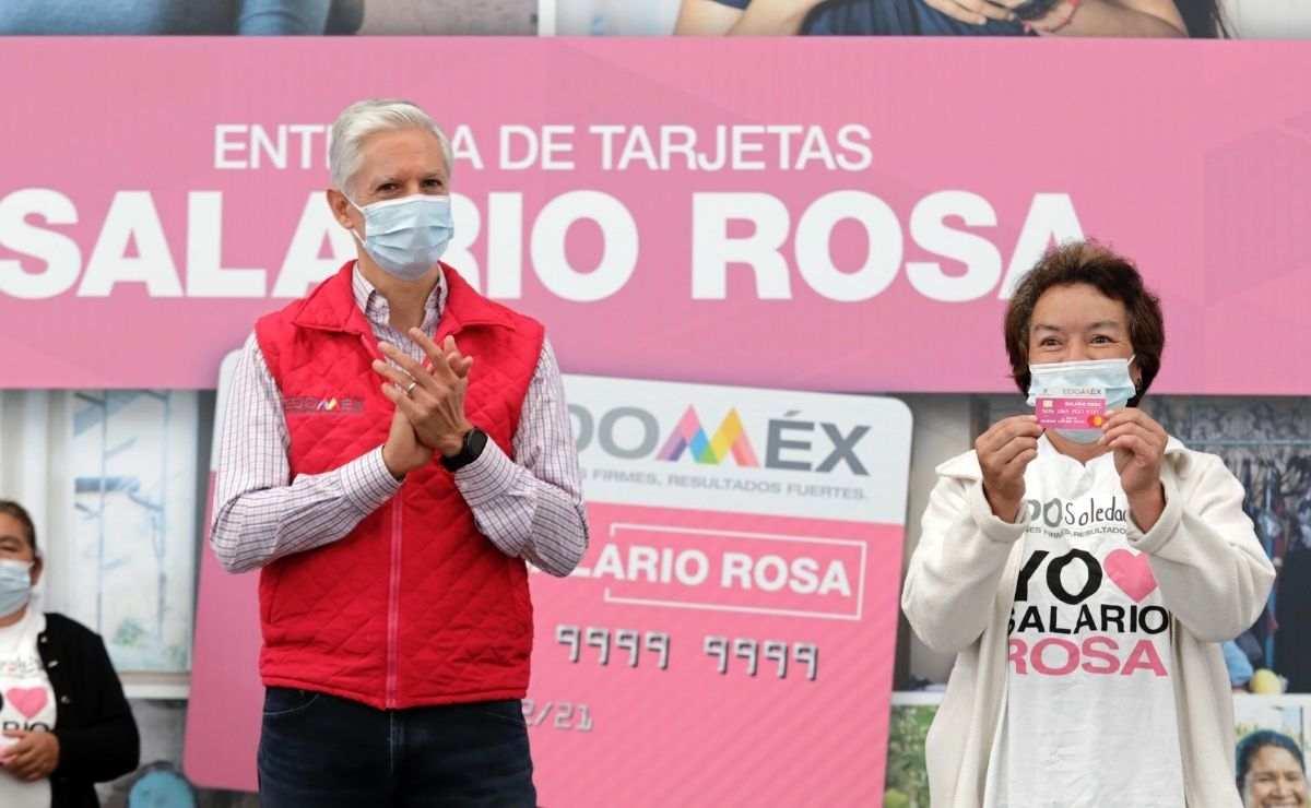 Todas aquellas mujeres que radiquen en el Edomex, tengan entre 18 y 59 años de edad pueden solicitar el Salario Rosa