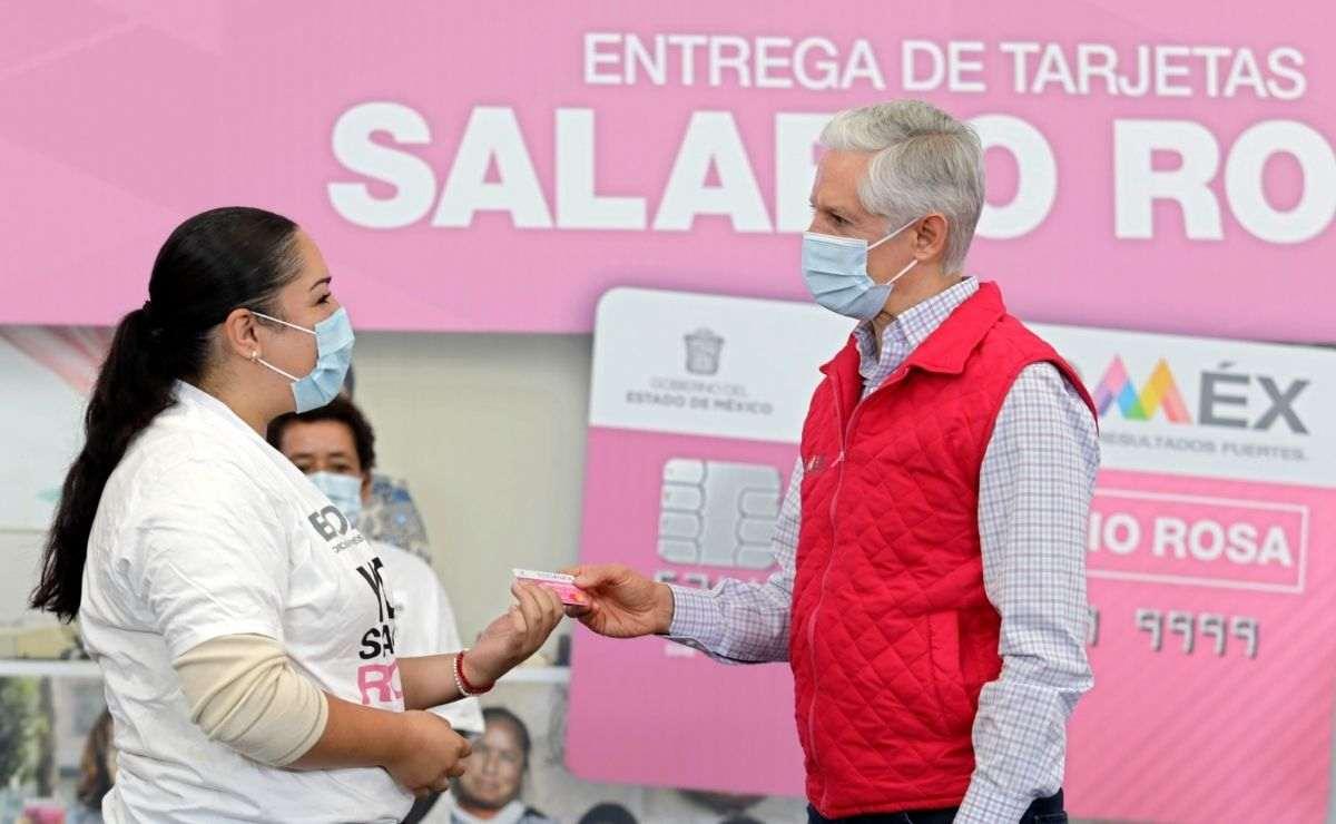 El salario rosa lo pueden solicitar todas aquellas mujeres que vivan en el Edomex, tengan entre 18 y 59 años de edad