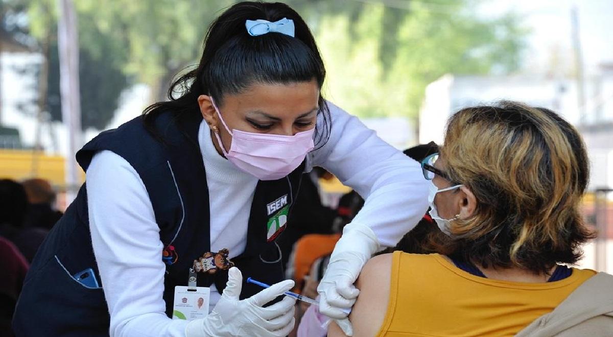 toluca comenzará a aplicar la segunda dosis de la vacuna a los adultos de 50 a 59 años el 02 de junio