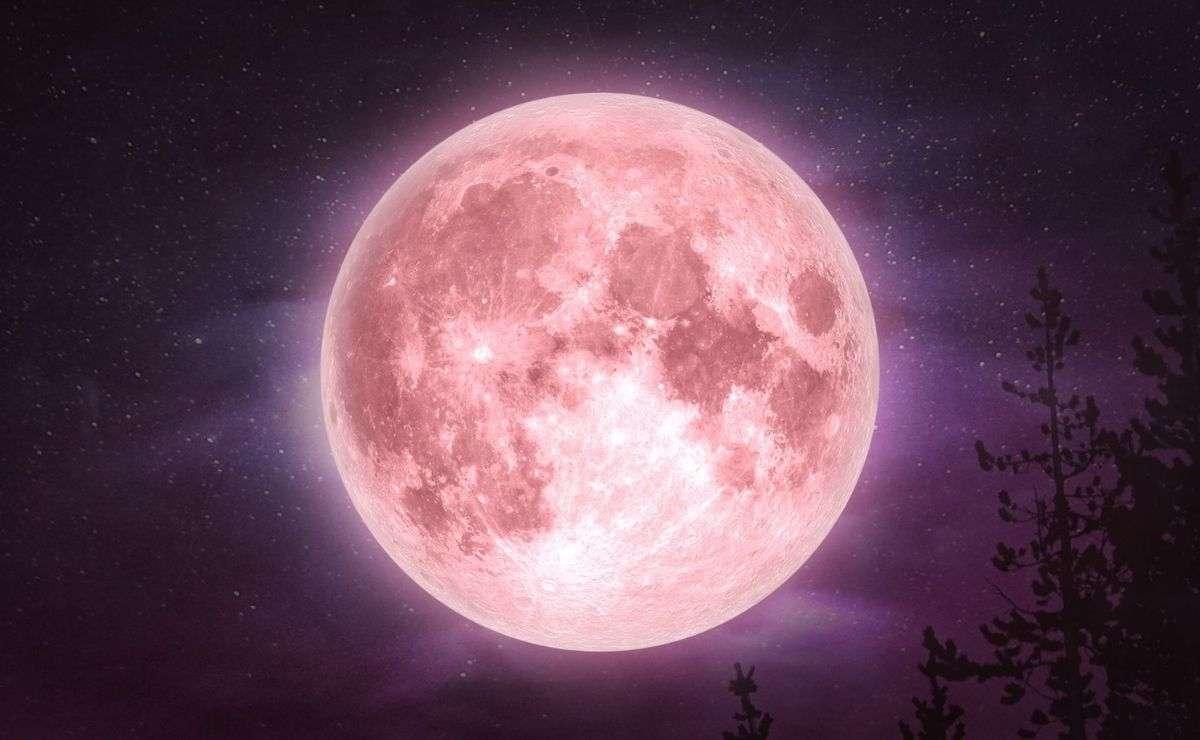 Superluna de Fresa - Así se podrá ver el fenómeno en México
