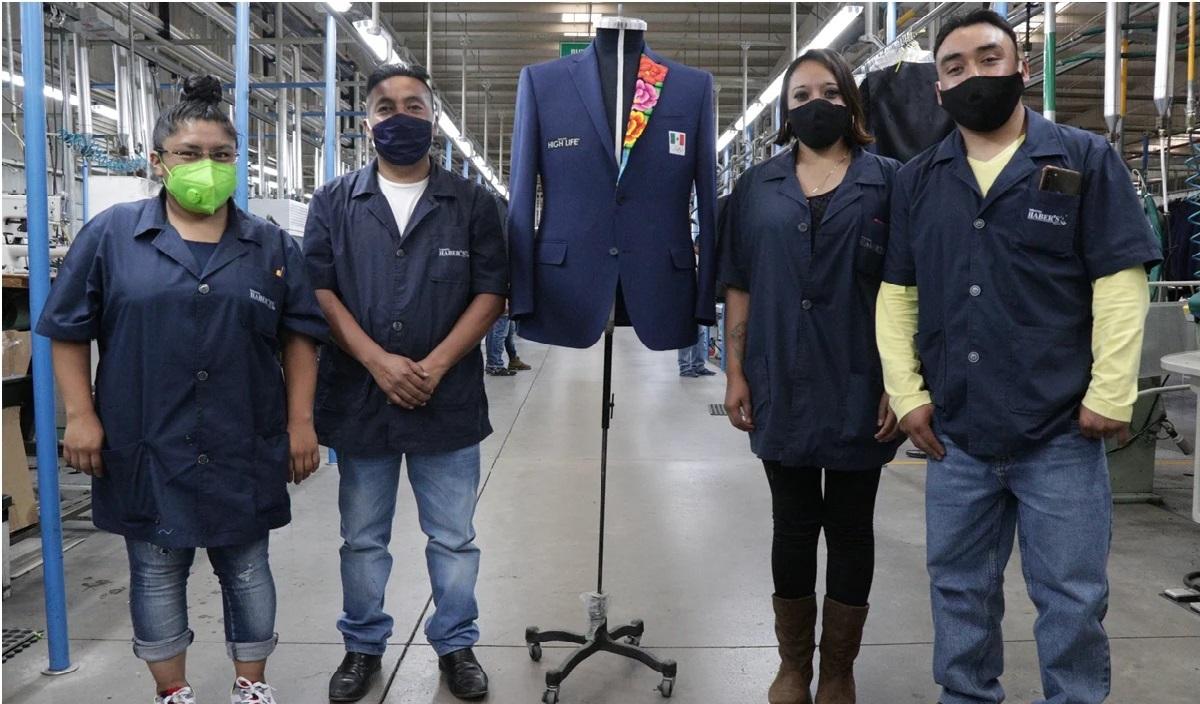 artesanos mexiquenses elaboran traj para olimpiadas tokio 2021